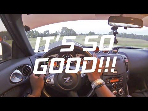 What It's Like to drive my NISSAN 370Z || POV || FPV