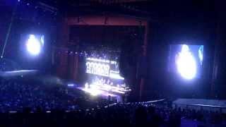 No Me Extraña Nada Sasha Benny y Erik concierto en el Auditorio Nacional