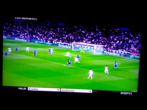 Resumen Real Madrid vs Schalke 04 (3 - 4)