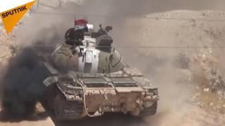 بالفيديو: عملية نوعية للجيش السوري لتحرير ريف حماة الشمالي الغربي