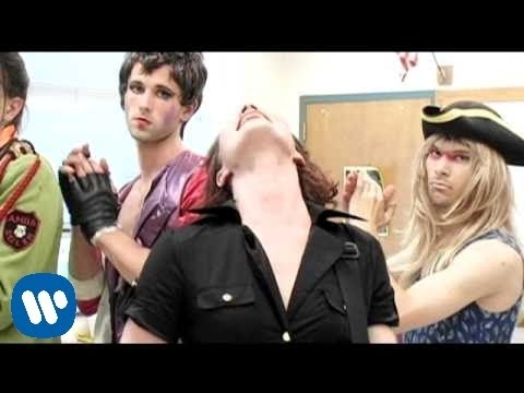 Amanda Palmer - Guitar Hero [OFFICIAL VIDEO]