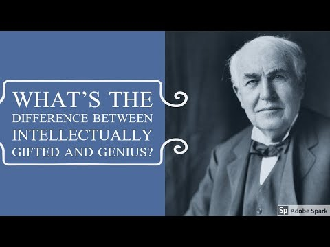 The Difference between Gifted and Genius Intellectual Giftedness #12