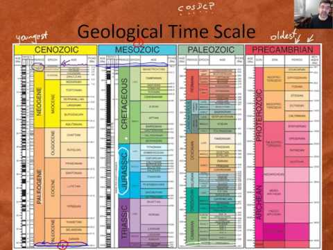 Evolution #2 Geological Time Scale