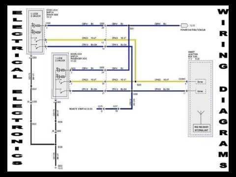 2004 Subaru Stereo Wiring Diagram Nissan Frontier 2003 2004 2005 Repair Manual Youtube