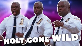 HOLT GONE WILD | Brooklyn Nine-Nine | Comedy Bites