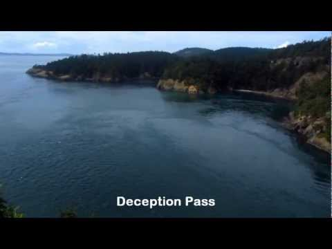 101 Whidbey island e Deception pass (WA)
