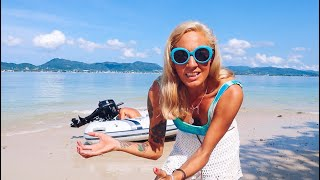 Tender Love. Because Dinghies need Loving too | Sailing Thailand, Ep 165