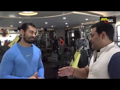 Prateek Yadav In Moments With Rudra