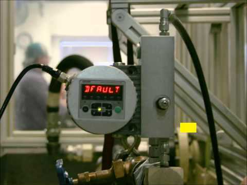 TCM: In-line Particle Counting For Hydraulic Fluid And Fuels