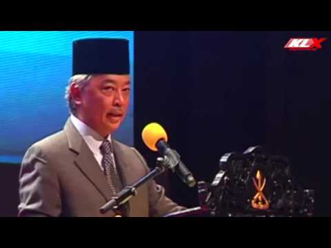 Tengku Mahkota Pahang Puji Najib