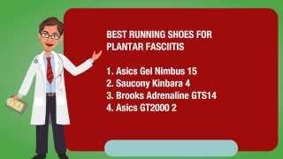Best running shoes for plantar fasciitis 2015