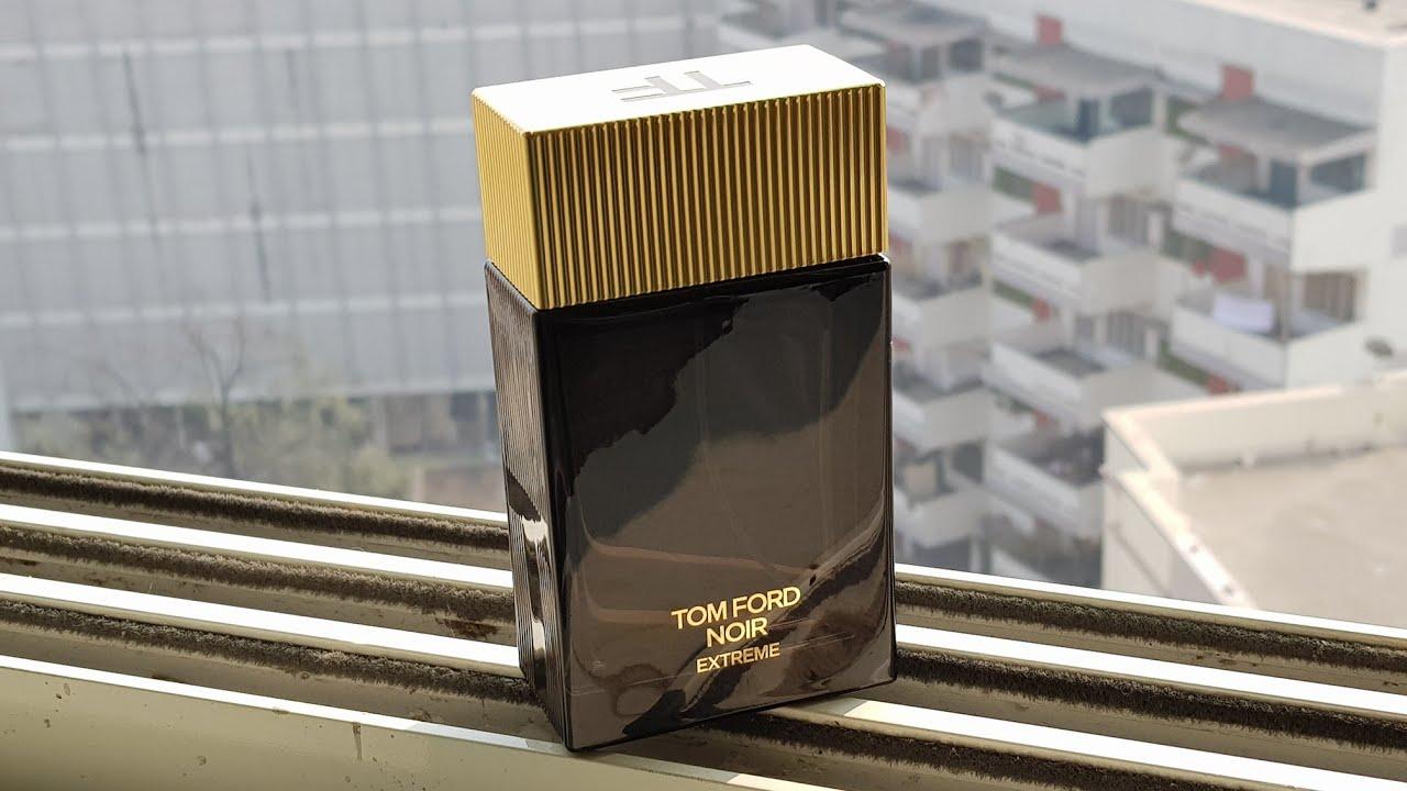 tom ford noir extreme popular fragrance review youtube. Black Bedroom Furniture Sets. Home Design Ideas