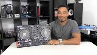 Roland DJ-202 Serato DJ Intro Controller Demo & Review Video