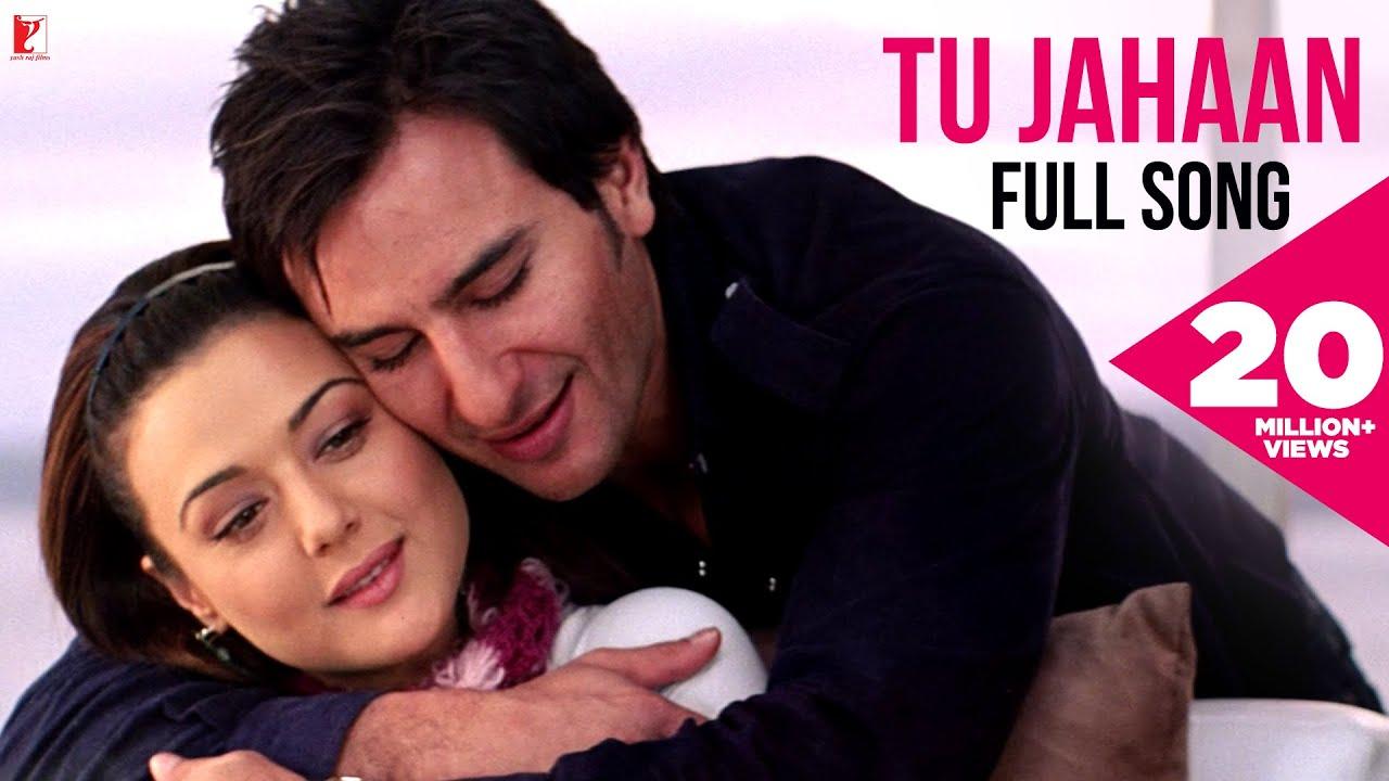 Download Tu Jahaan - Full Song | Salaam Namaste | Saif Ali Khan | Preity Zinta | Sonu Nigam | Mahalaxmi Iyer