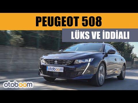 2020 Yeni Peugeot 508 Allure 1.5 BlueHDi EAT8 İncelemesi - Otoboom.com