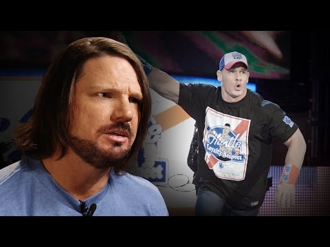 "AJ Styles claims he'll make John Cena ""despise"" WWE after SummerSlam: Aug. 19, 2016"