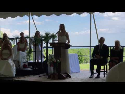 Sacred Heart Greenwich Valedictory Speech