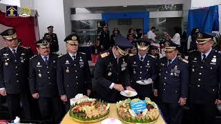 Upacara Hari Bhakti Imigrasi Ke 69 Kanwil Kementerian Hukum dan HAM Sulsel