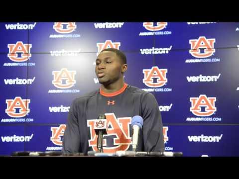 Jamel Dean vying for starting job in Auburn secondary