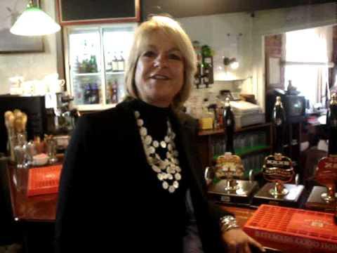 Jaclyn Bateman of Batemans Brewery