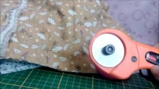 видео Ткань для пэчворка и рукоделия купить