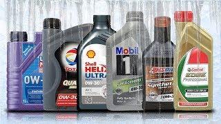 Olej 0W30 Test Zimna -30°C Shell 0W30, Mobil 1 0W30, Total 0W30, Liqui Moly 0W30