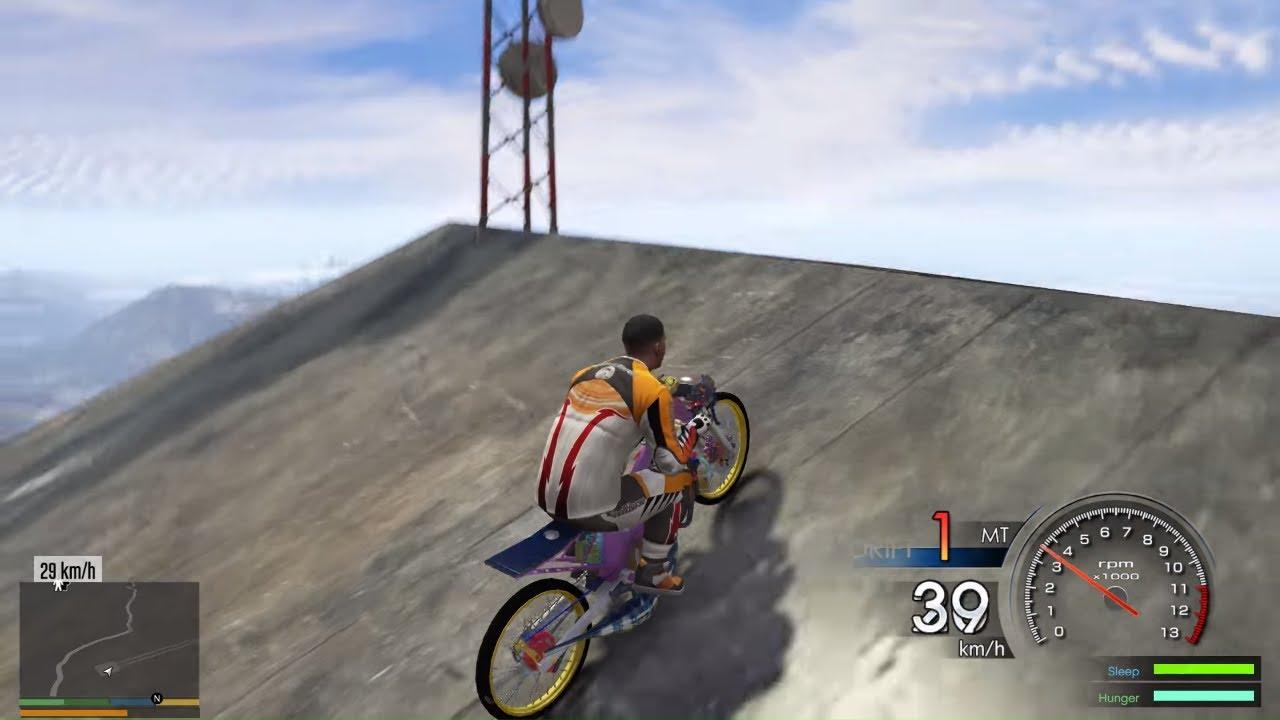 GTA 5 – Xe Xipo đem đi phượt Offroad leo lên đỉnh núi cao nhất | ND Gaming