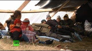 Добыча сланцевого газа может разрушить жизни румынских крестьян(Жители Румынии выступили против планов американского энергетического гиганта Chevron вести опасную для эколо..., 2013-10-19T14:50:34.000Z)