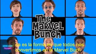 Avengers Infinity War Cast Sings The Marvel Bunch sub titulado thumbnail