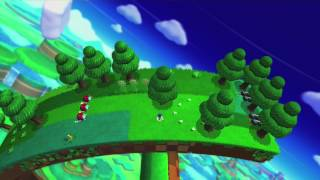 Sonic Lost World - Let