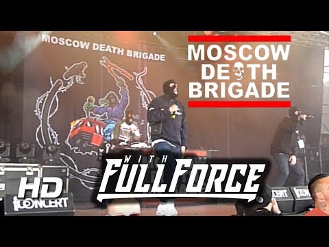 "Moscow Death Brigade - ""Brother & Sisterhood"" Live @ With Full Force Festival 2018 Ferropolis"