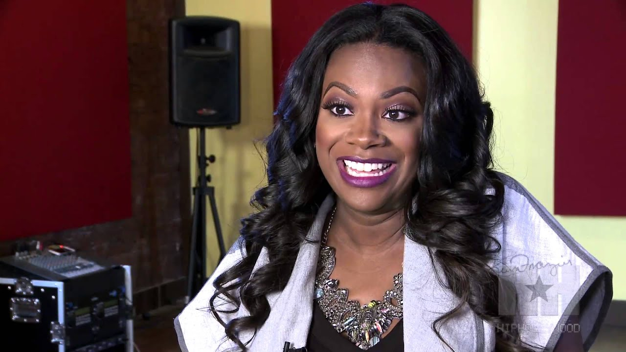 Kandi Burruss Gives Update On Her Friendship With Phaedra Youtube