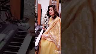 Hamari gazal hy by beautiful girl