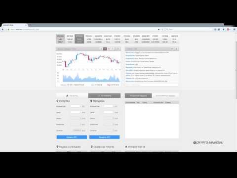 Exmo.com / Exmo.me - как торговать? Биржа криптовалют. Обзор и отзывы.