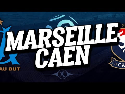 🔴 DIRECT / LIVE : MARSEILLE - CAEN // Club House