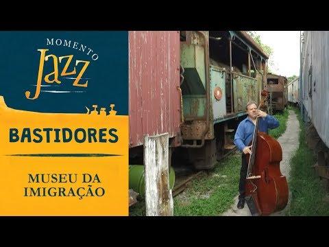 Uma Orquestra Em Uma Estação De Trem | Bastidores Momento Jazz