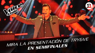 The Voice Chile | Trygve Nystoyl - Oh Darling
