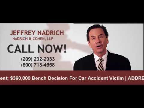 Modesto Car Accident Attorney