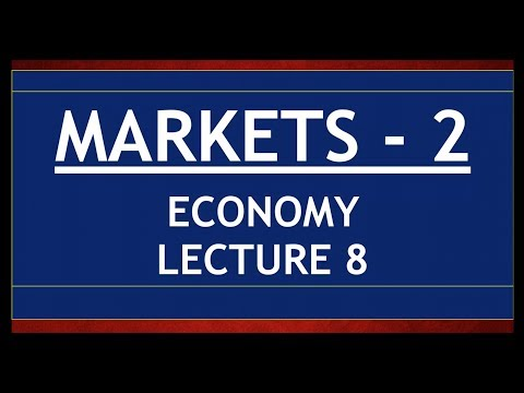 Economy for UPSC - Lecture 8 - Markets Part 2 - SEBI, Mutual Funds, Closed, Open, Debentures