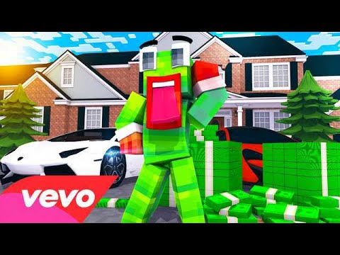 MINECRAFT YOUTUBER DISS TRACK! (feat. Unspeakable)