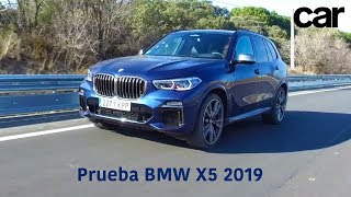 BMW X5 2019 | Prueba / Test / Review en español / Revista Car