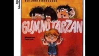 Ole Lund Kirkegaard - Gummi Tarzan - Hörspiel - Seite A (Philips 1981)