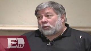 Entrevista a Steve Wozniak, cofundador de Apple/ Hacker
