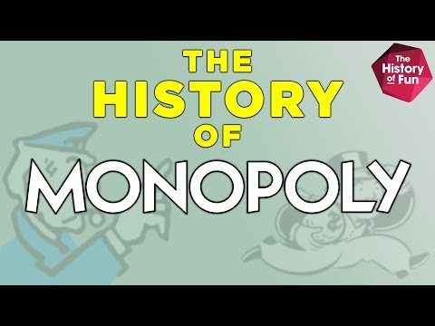 The History of Monopoly — The History of Fun, Episode 1