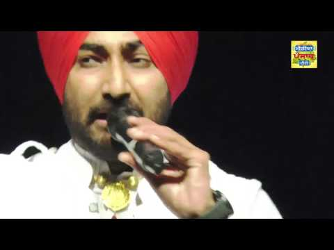 Ranjit Bawa live Show in Düsseldorf, Germany 090716 (Media P