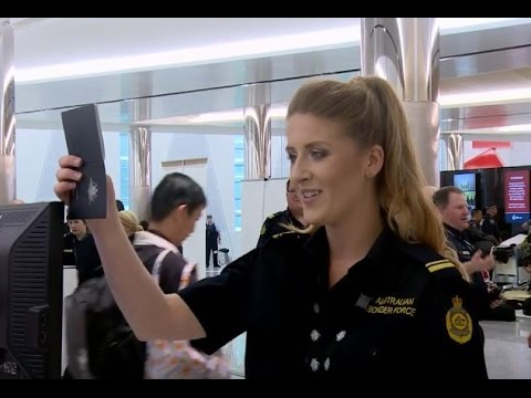 First international flight arrives at Canberra Airport