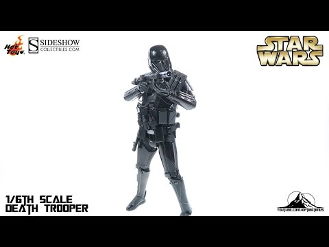 Hot Toys Star Wars DEATH TROOPER Video Review