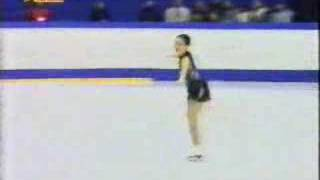 Michelle Kwan 2001 GPF LP2- The Miraculous Mandarin