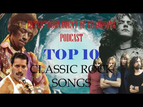EoC Podcast | Ep. 54: Top 10 Classic Rock Songs