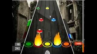 "Guitar Flash: Crystal Night - Angels Holocaust 100% Difícil(29815) ""RECORDE"""
